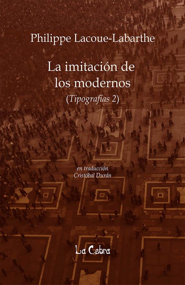 La imitación de los modernos