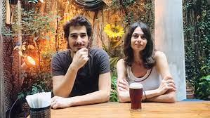Luciano Lutereau y Marina Esborraz